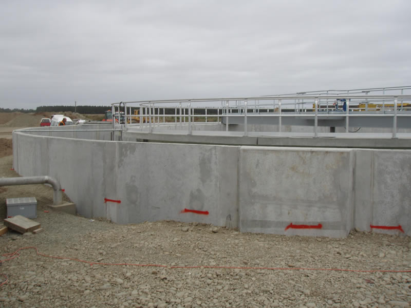 Rolleston WWTP