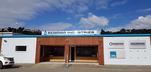 Reaman Industries facility